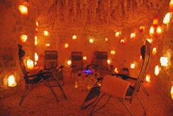 Březohorská solná jeskyně